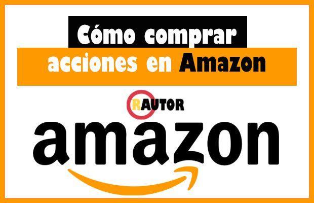 Invertir 200 € en Amazon